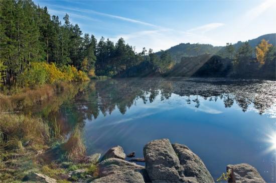 Легенда о Чёртовом озере