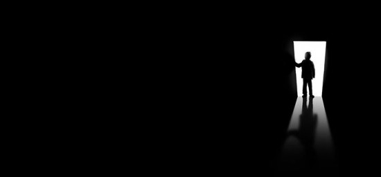 Светлая и темная комната