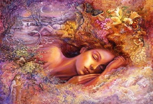 Необычный сон