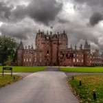 Призрак замка Глэмис