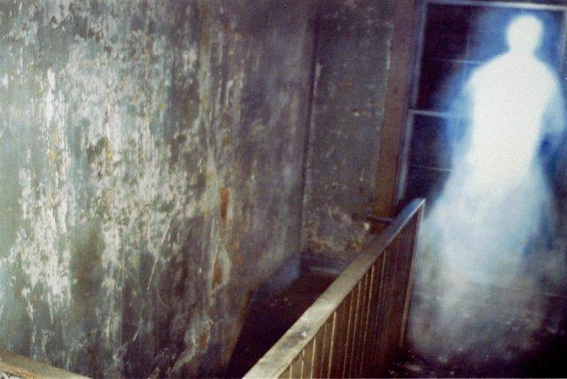 истории о призраках из жизни