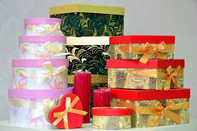 Подарки бывают разными