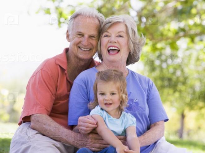 Внуки от дочки - родные, внуки от сына – чужие