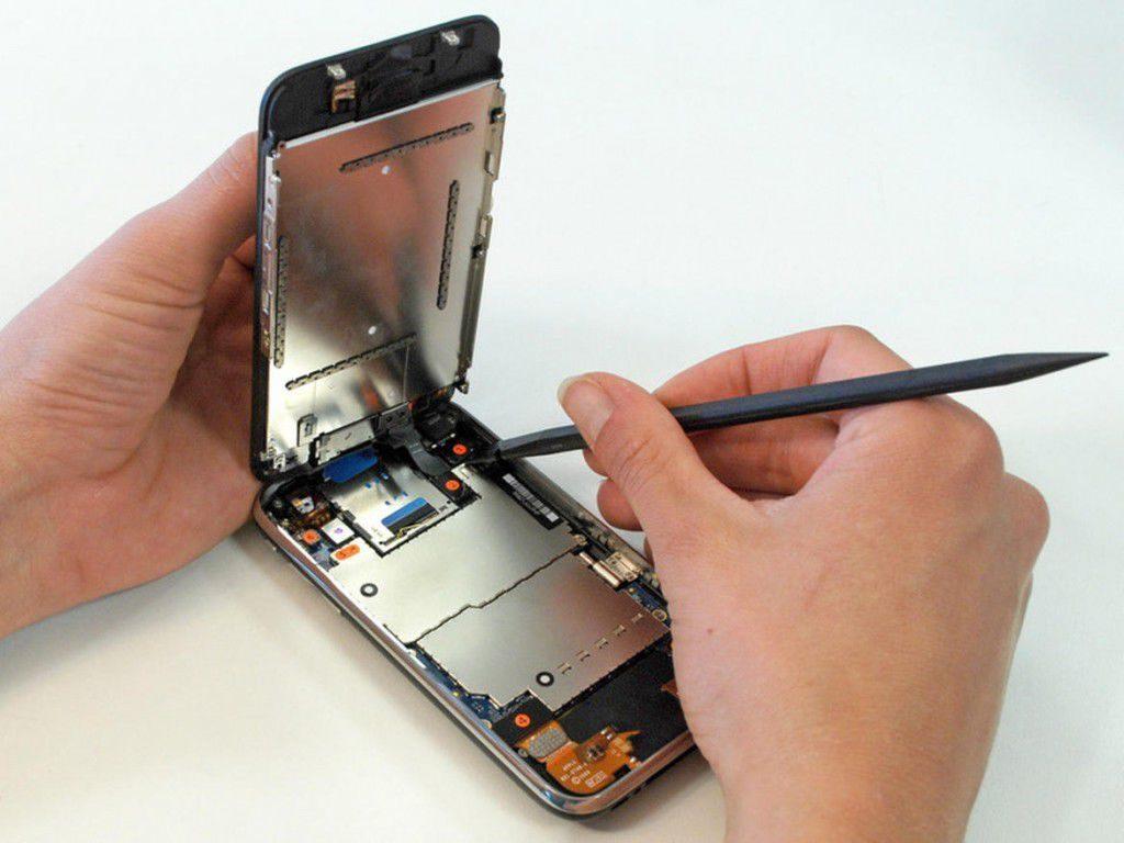 Замена контролёра зарядки на iPhone 6 - История