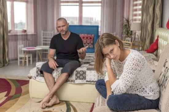 Конфликт дочери и отца