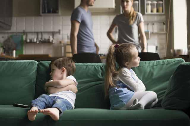 евность детей