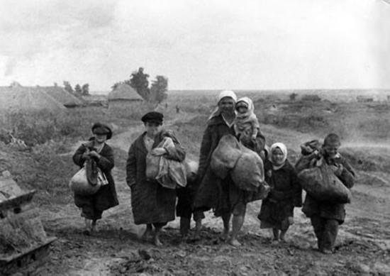 Воспоминания моей бабушки о войне 1941 года