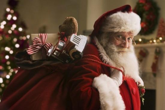 Санта Клаус: сказочная легенда