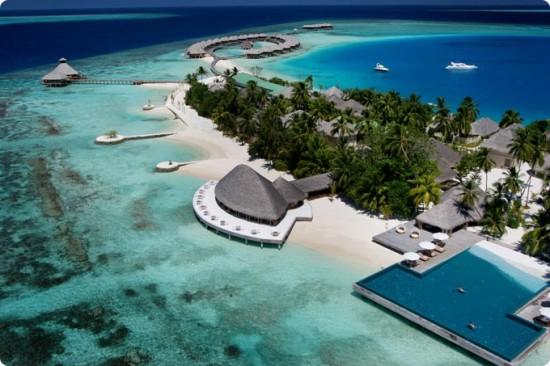 Легенда о джине, обитаемом на Мальдивских островах