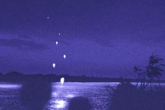 Огненные шары Наги