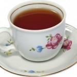 Разговор о чашке чая за чашкой чая