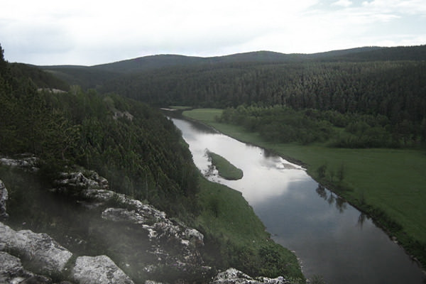 Страшная река