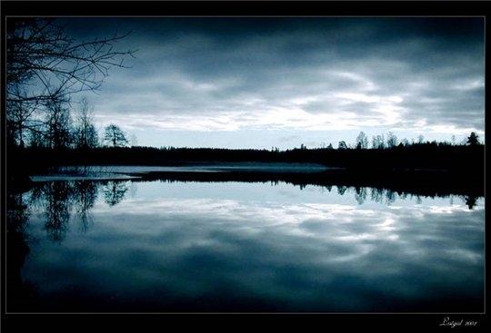 Улов из озера