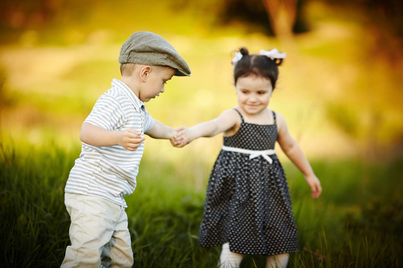 Маленькая история детской дружбы
