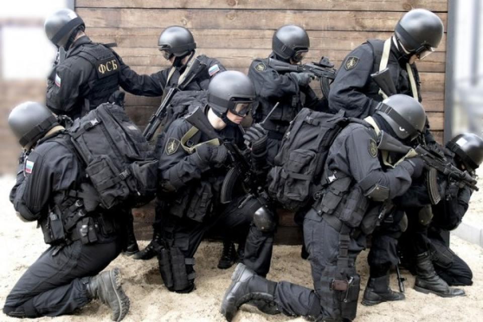 Операция по захвату вооруженных преступников