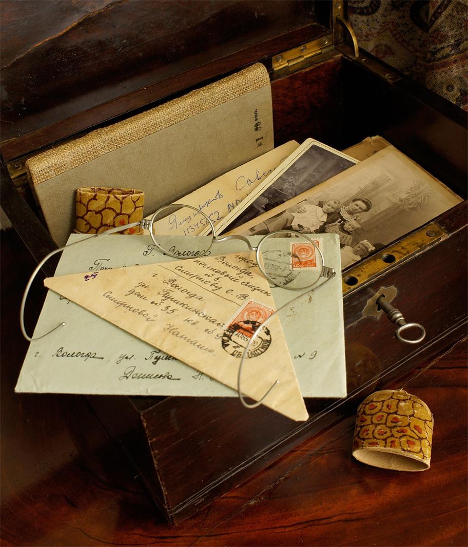 Письма от Володи