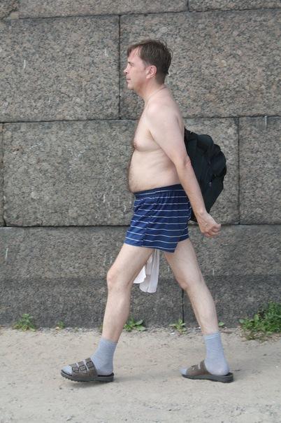 Странная фобия или почему у мужика в сатиновых штанах нет детей
