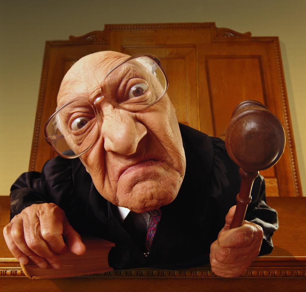 Наш суд-самый гуманный в мире...