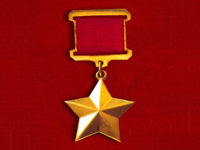 Отказался от награды Героя Советского Союза