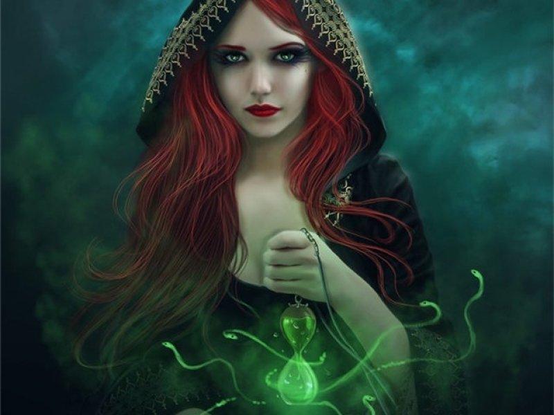 Как я стала ведьмой