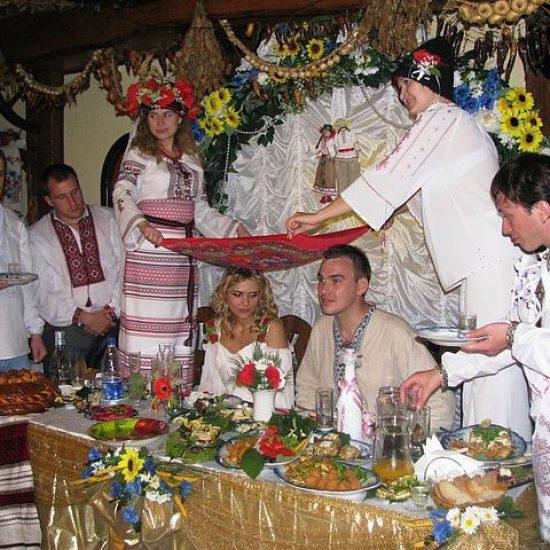 Свадьба с традициями