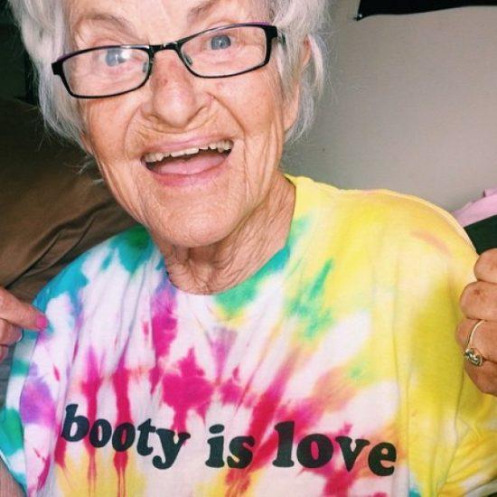 Никакая я не бабушка!