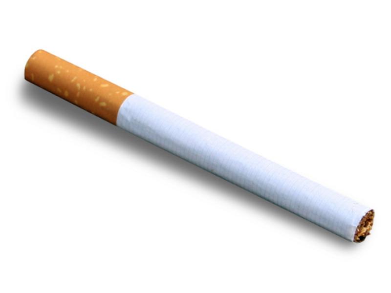 Сигаретки не найдется?