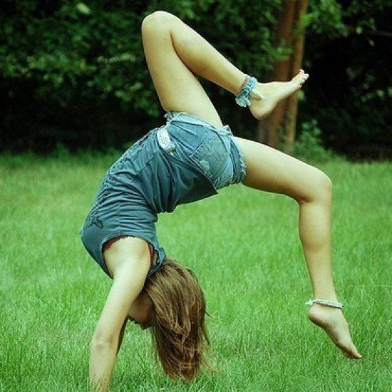 Гимнастика-как хобби