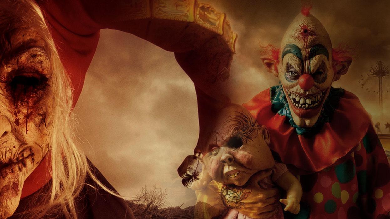 Смерть клоуна