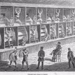 Исправительная тюрьма в Лондоне 1869 года