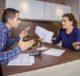 Жена спрашивает мужа, что делать с долгами