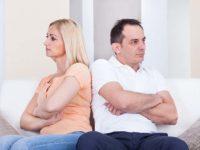 Конфликт между женой и мужем