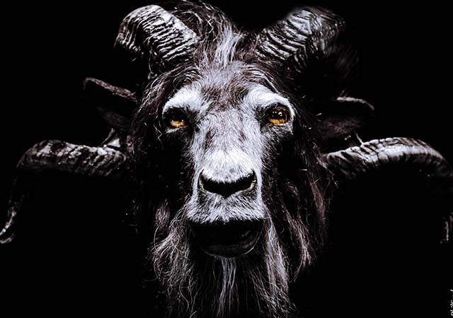 Демон баран