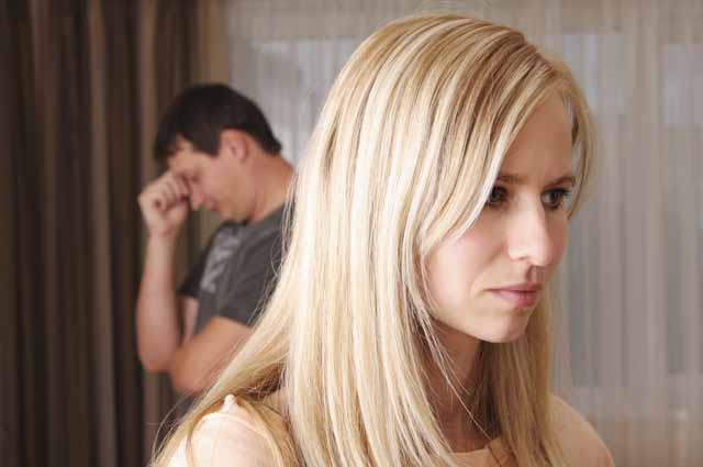 Конфликт в молодой семье