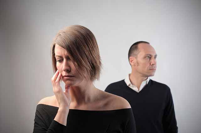 Муж и жена проблема в семье