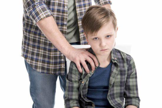 Конфликт отца и сына